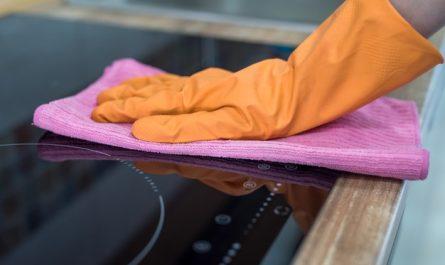 czyszczenie plyty indukcyjnej