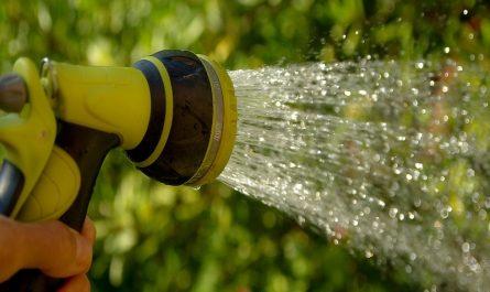 System nawadniania ogrodu do samodzielnego montażu
