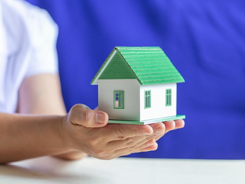 mały dom bez pozwolenia na budowę