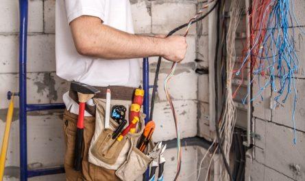 wymiana instalacji elektrycznej