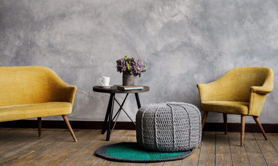 Wygodne pufki do siedzenia — jakie wybrać, aby być zadowolonym?